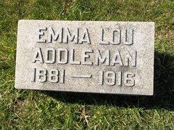 Emma Lou Addleman