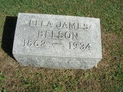 Ella <i>James</i> Beeson