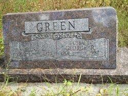 Irene Edna <i>Ward</i> Green