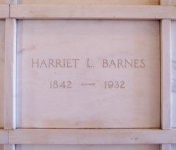 Harriet Louise <i>Northup</i> Barnes
