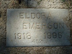Eldora Beatrice <i>Tracy</i> Emerson