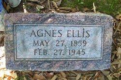 Agnes Ellis