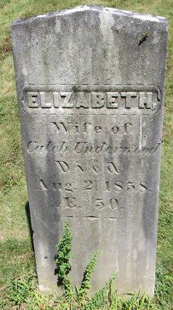 Elizabeth <i>Stow</i> Underwood