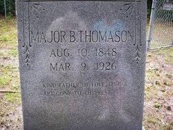 Major Bryan Thomason