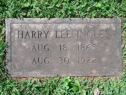 Harry Lee Ingles