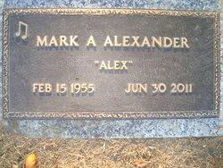 Mark A Alex Alexander