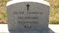 Sr Charitas Delahoyde