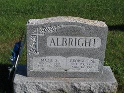 Mazie Celeste <i>Spangler</i> Albright