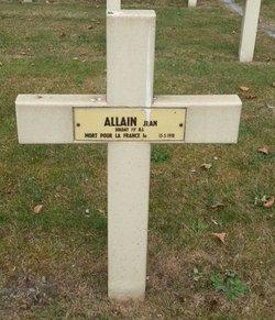 Pvt Jean Allain