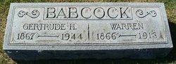Warren Babcock