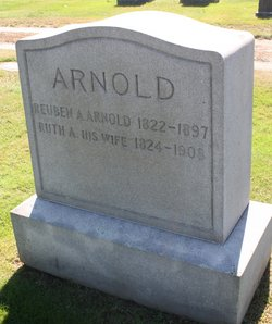 Ruth Ann <i>Greene</i> Arnold