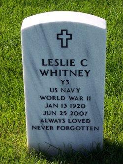 Leslie C Whitney