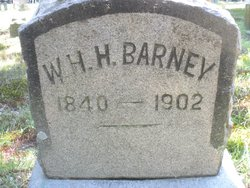 William Henry Harrison Barney