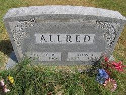John A Allred