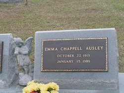 Emma Chappell Ausley