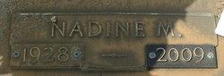 Nadine <i>Murphy</i> Wilson