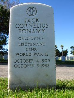 Jack Cornelius Bonamy