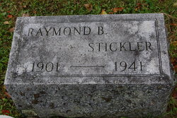 Raymond B. Stickler