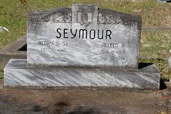 Henry Daniel Seymour, Sr
