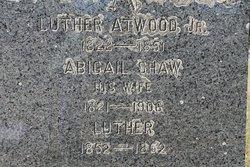 Abigail <i>Shaw</i> Atwood