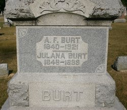 Aretus Franklin Burt