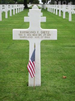 Tec5 Raymond F Dietz