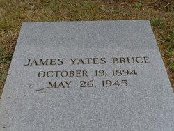 James Yates Bruce