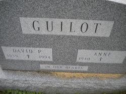 David P. Paison Guilot