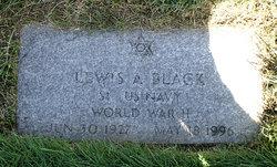 Lewis Arthur Black