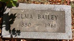 Elma Bailey