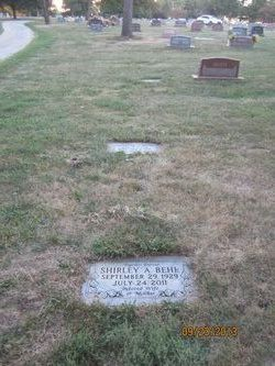 Shirley Ann <i>Hulett</i> Behl