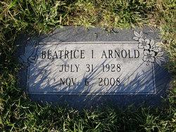 Beatrice Irene <i>Sheffield</i> Arnold