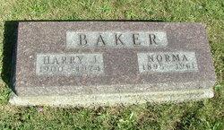 Norma Mae <i>Dellinger</i> Baker
