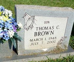 Thomas C. Brown