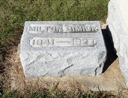 Pvt Milton Dimick