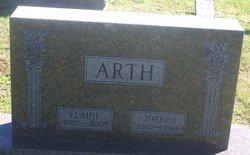 Catherine Elaine <i>Arth</i> Arth