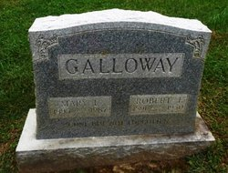 Mary Esther <i>Chapman</i> Galloway
