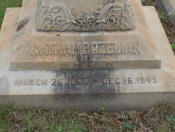 Dr Nathan Bozeman