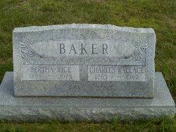 Charles Wallace Baker