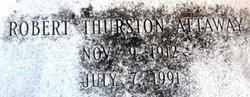 Robert Thurston Attaway, Sr