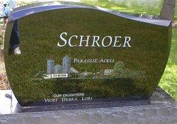 Janice Bertha Elizabeth <i>Topp</i> Schroer
