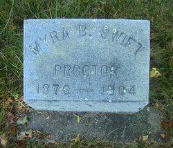 Myra B. <i>Swift</i> Proctor