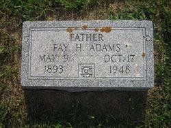 Fay Harvey Adams