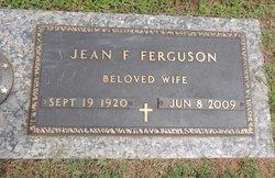 Jean <i>Foley</i> Ferguson