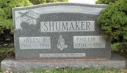 Helen E. <i>Latner</i> Shumaker
