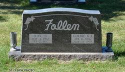 Roy C Follen