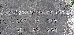 Elizabeth Blair <i>Charles</i> Nation