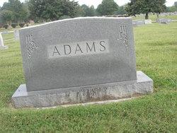Elizabeth <i>Leonard</i> Adams