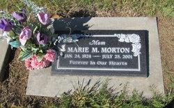 Marie Martha <i>Peters</i> Morton