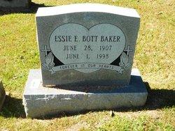 Essie E <i>Bott</i> Baker
